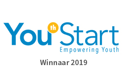 WaW winnaar Youth Start award 2019