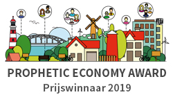 WaW winnaar Prophetic Economy Award 2019